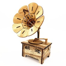 1pc Phonograph Shaped Decorative Object