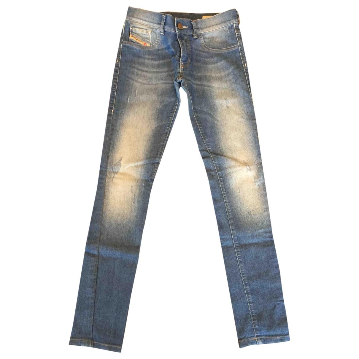Diesel \N Denim - Jeans Jeans for Women 26 US