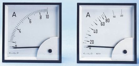 HOBUT Panel Meter Scale, 0/400/2400A For 400/5A CT