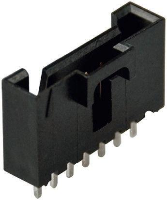 Molex , SL, 70543, 9 Way, 1 Row, Straight PCB Header (10)