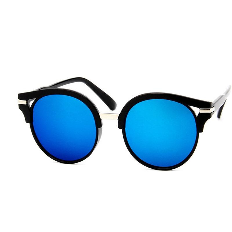 Ericdress Fashion Resin Round Sunglasses