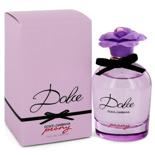 Dolce & Gabbana - Dolce Peony : Eau de Parfum Spray 2.5 Oz / 75 ml