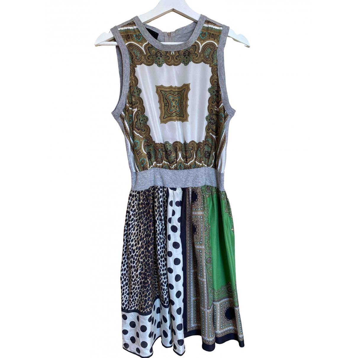 D&g \N Silk dress for Women 40 IT