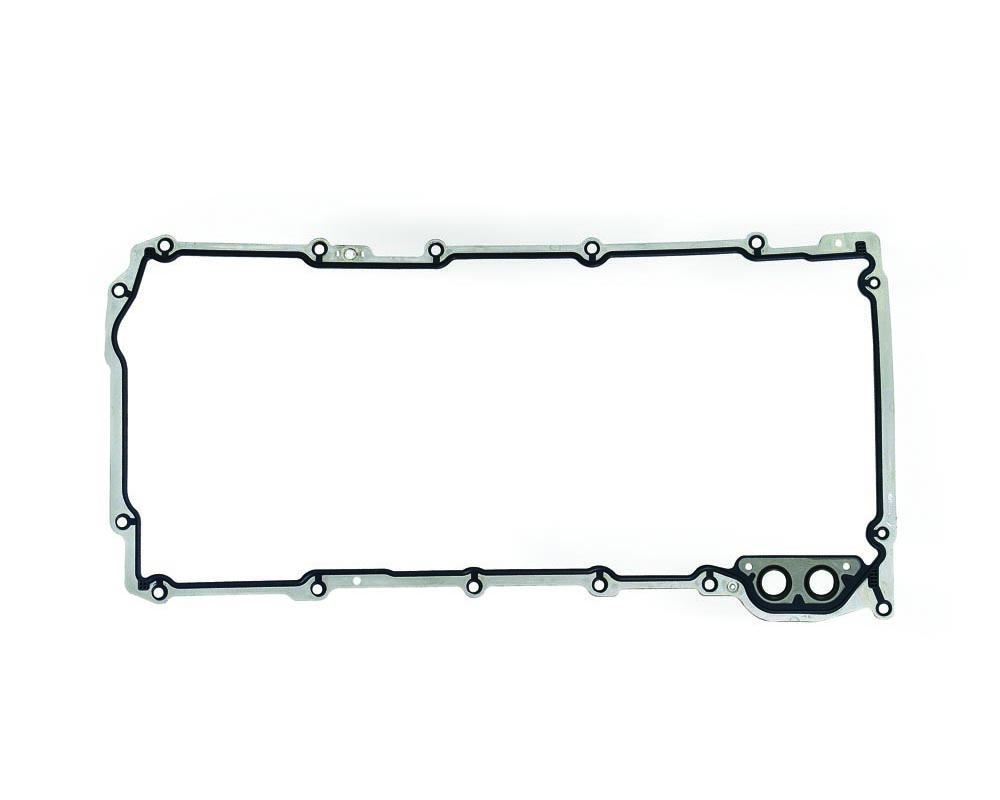 Mr. Gasket Oil Pan Gasket - Molded Rubber with aluminum Carrier