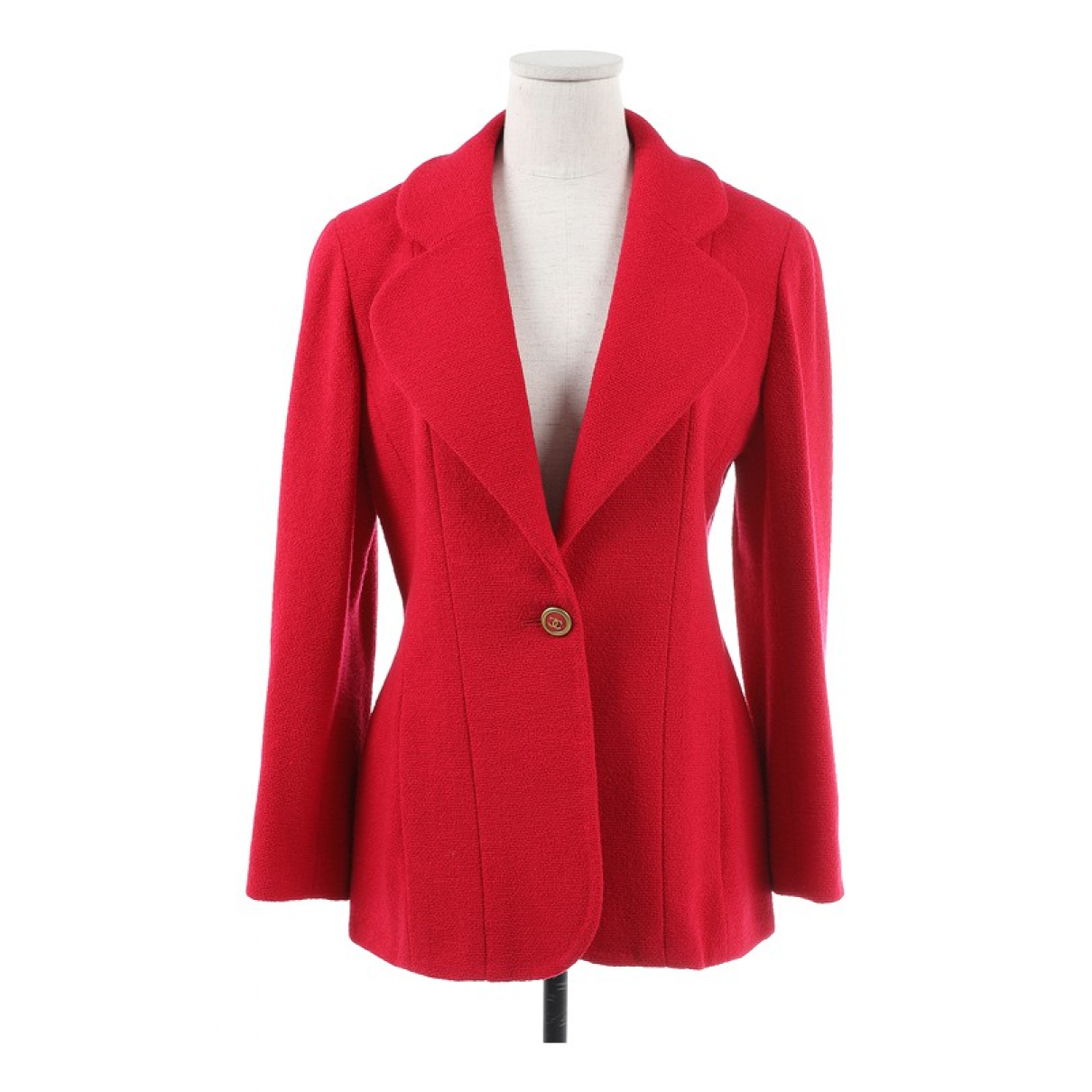 Chanel \N Pink Wool jacket for Women 40 FR