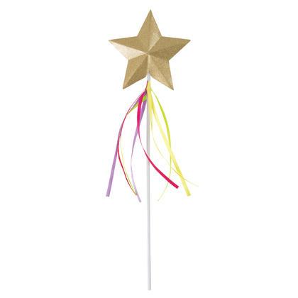 Rainbow Star Princess Wand Pour la fête d'anniversaire
