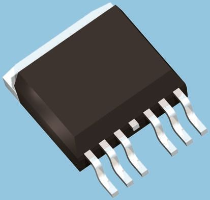 Analog Devices LT1528CQ#PBF, LDO Regulator, 3A, 3.3 V 5-Pin, D2PAK