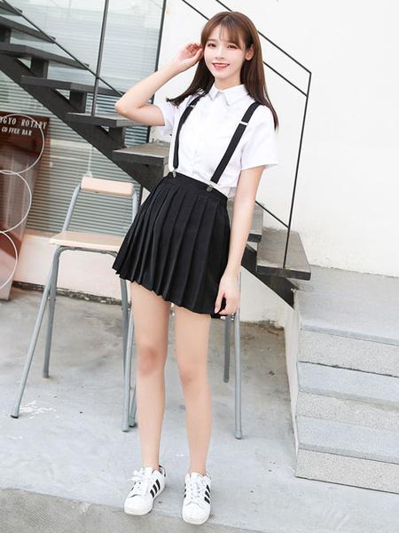 Milanoo Korean School Uniform For Girls School Girl Uniform Halloween