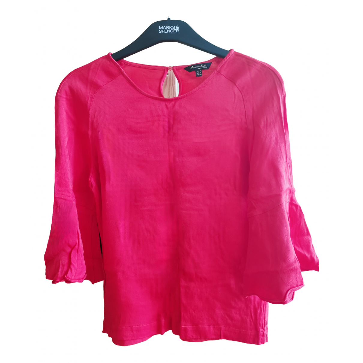 Massimo Dutti \N Red  top for Women 34 FR