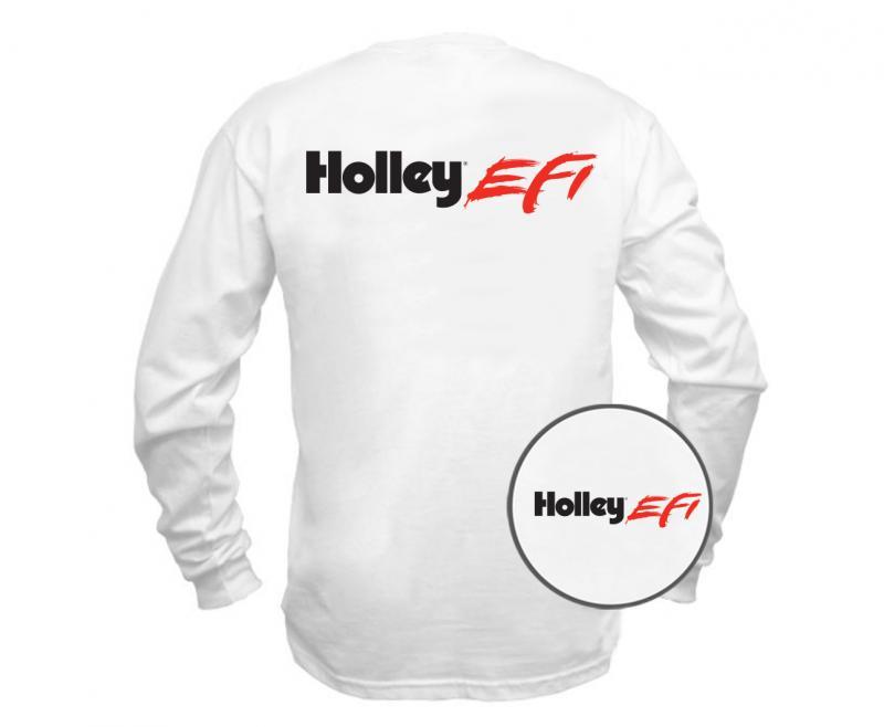 TEE - HOLLEY EFI LS WHITE