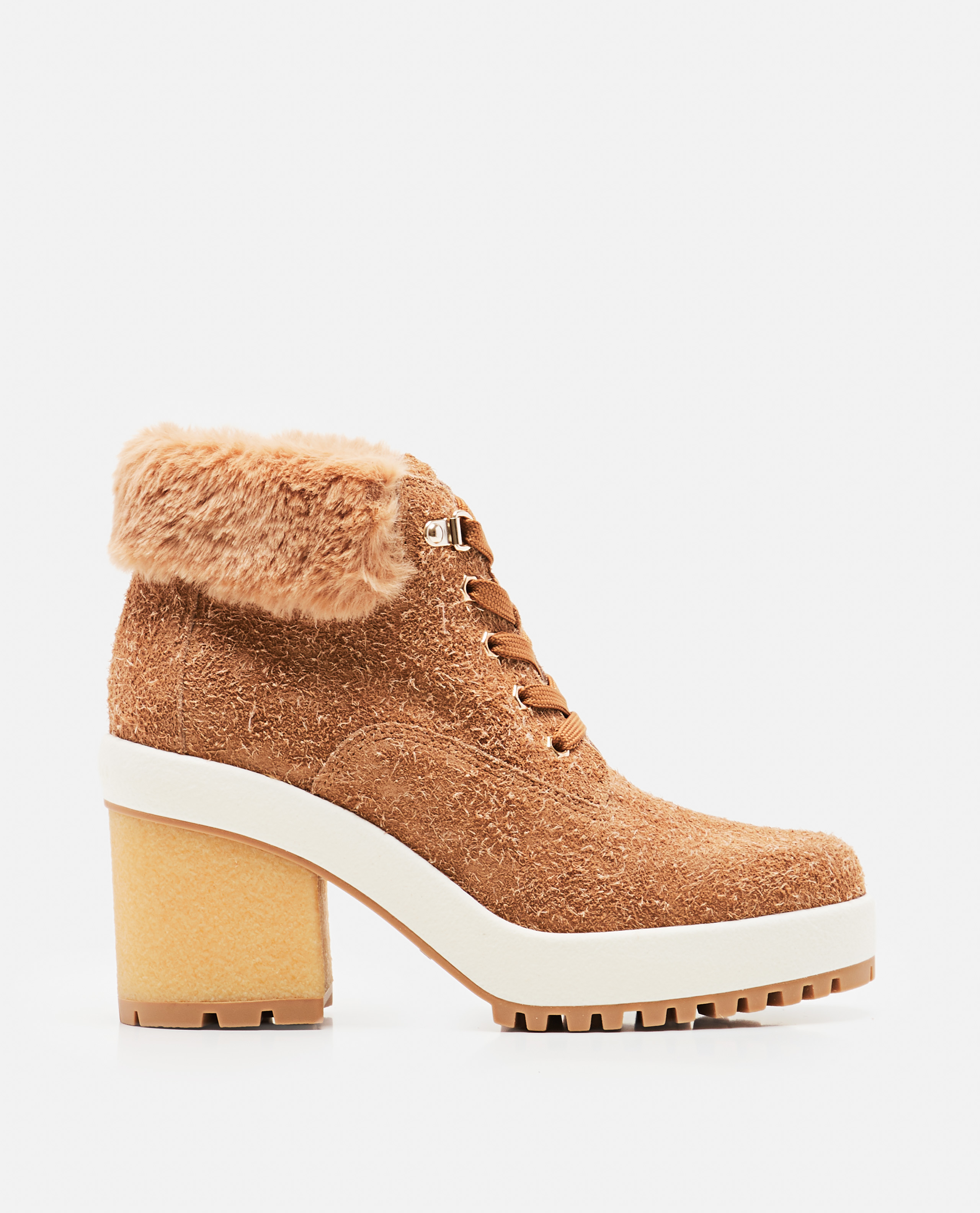 H475 Ankle Fur Boots