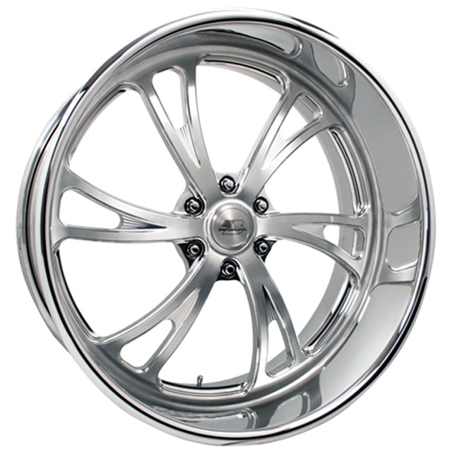 Billet Specialties DT70282Custom BLVD 70 Wheels 28x12