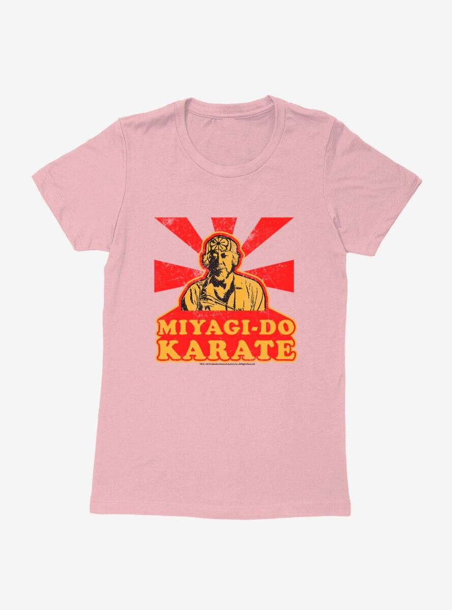 The Karate Kid Miyagi-Do Karate Womens T-Shirt