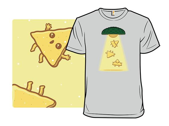 Chip Abduction T Shirt