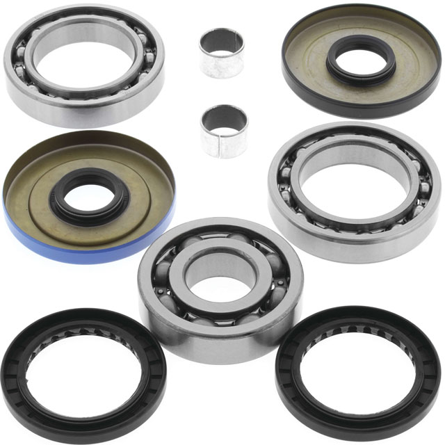 QuadBoss Differential Bearing and Seal Kits Rear