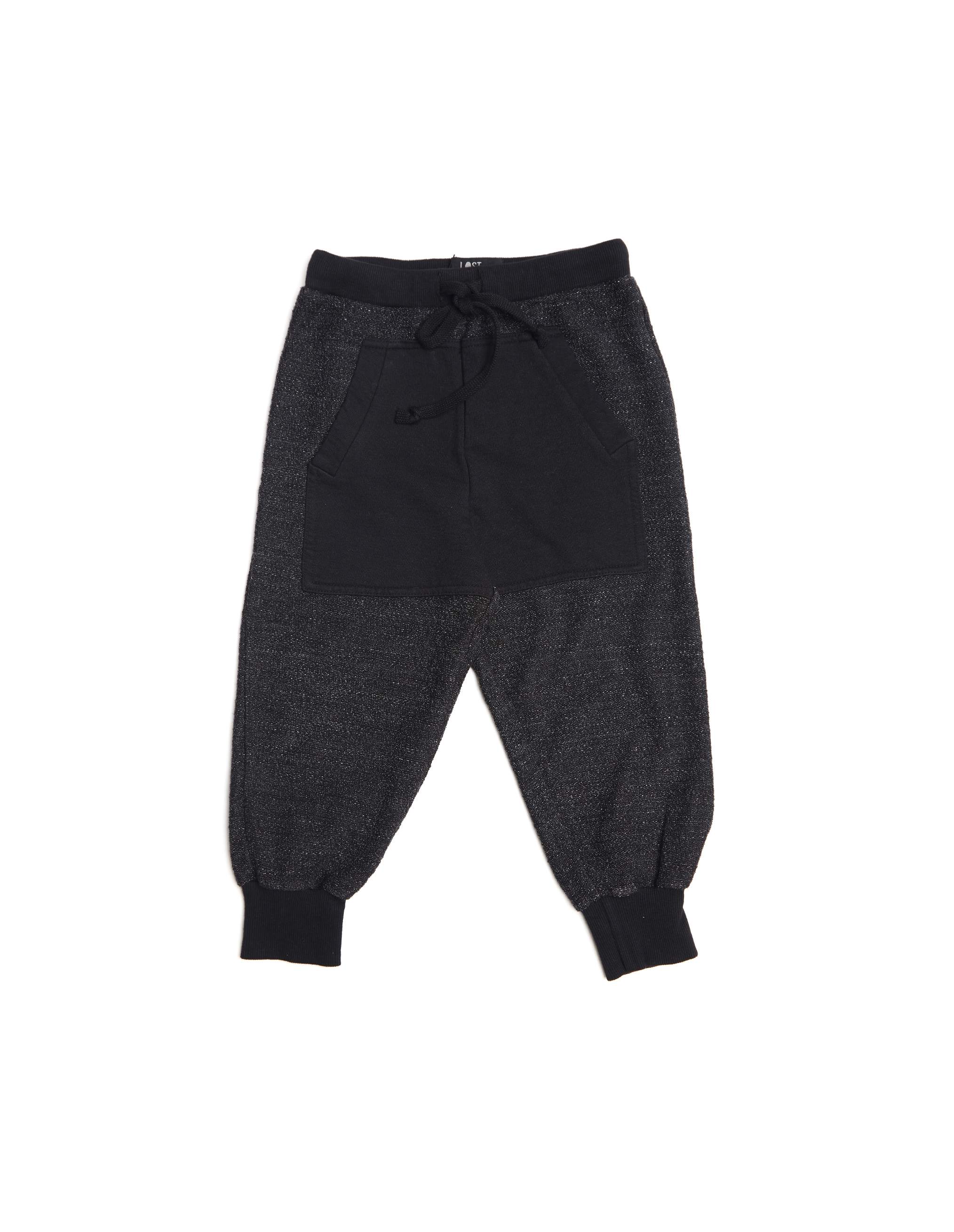 Lost&Found kids Cotton Sweatpants with Pocket