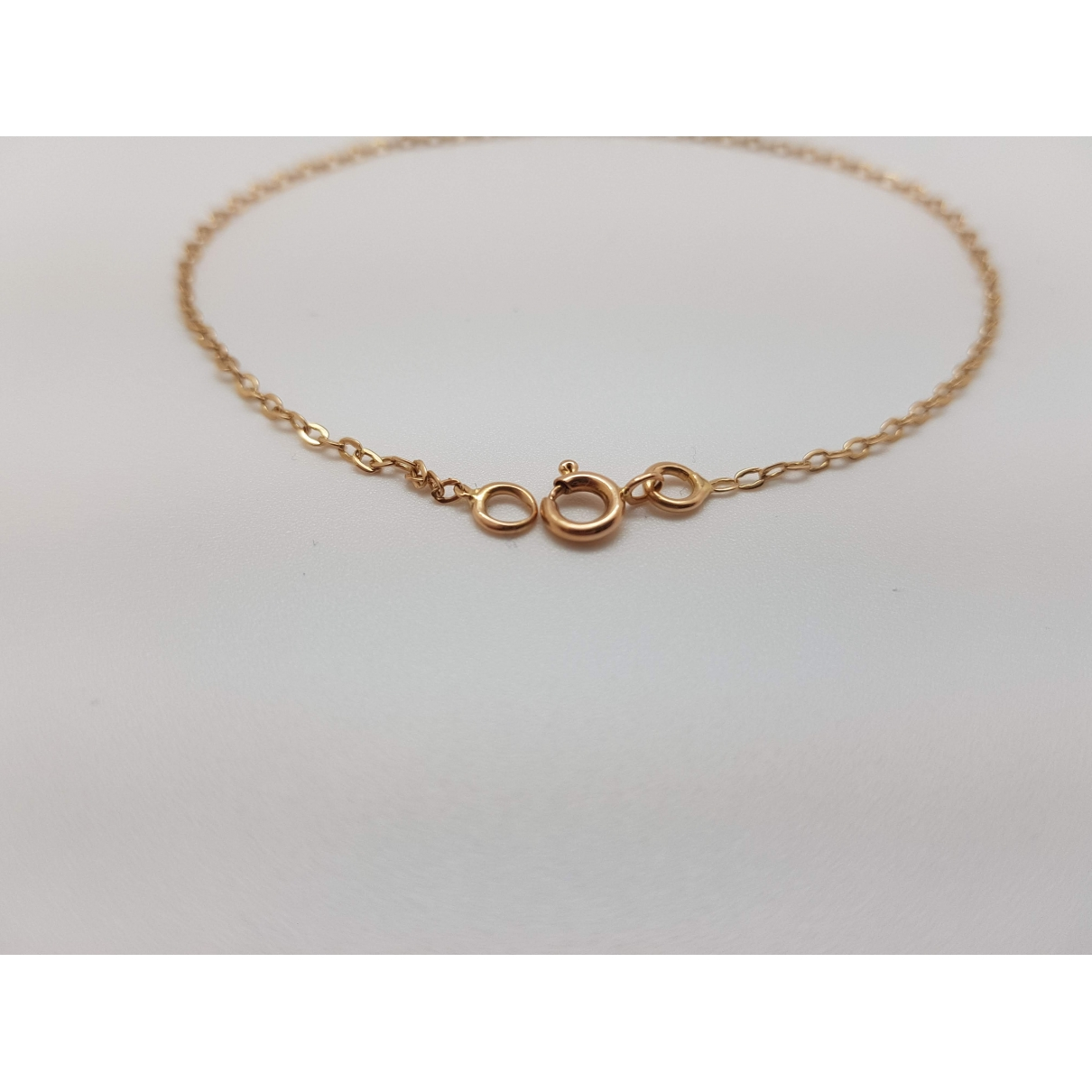 Non Signé / Unsigned Chaînes Yellow Yellow gold bracelet for Women \N