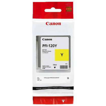 Canon PFI-120Y 2888C001 cartouche de toner originale jaune