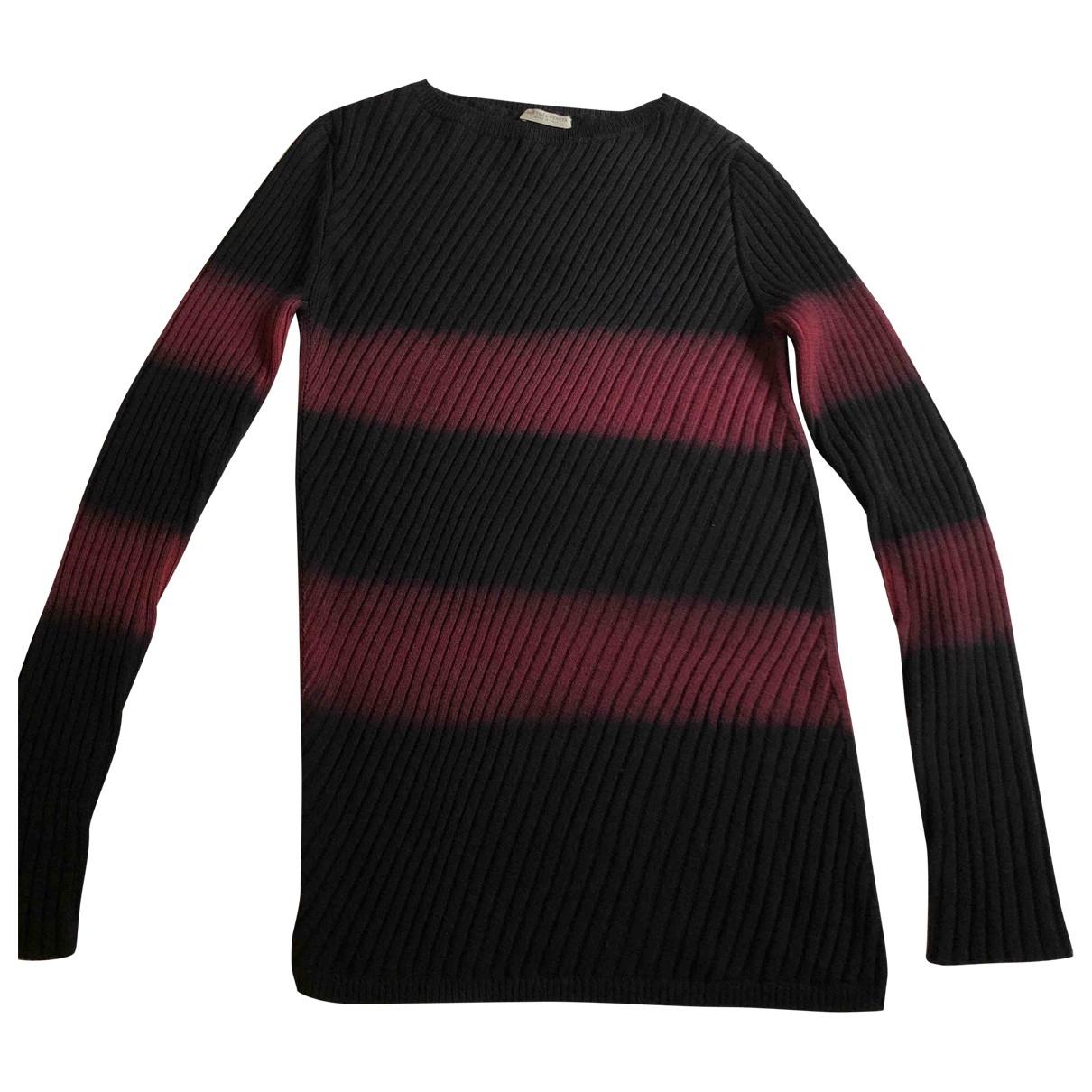 Bottega Veneta \N Black Wool Knitwear & Sweatshirts for Men 50 IT