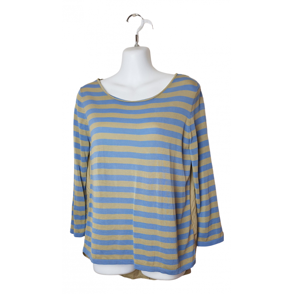 Cos \N Blue Cotton  top for Women S International