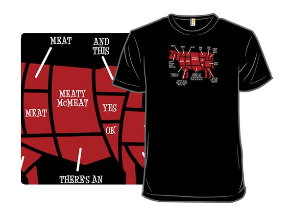 An Exhaustive Guide To Deliciousness T Shirt