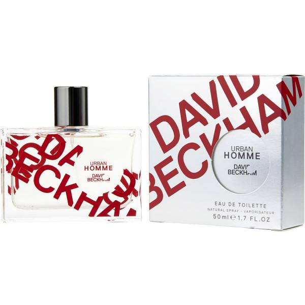 David Beckham - David Beckham Urban Homme : Eau de Toilette Spray 1.7 Oz / 50 ml