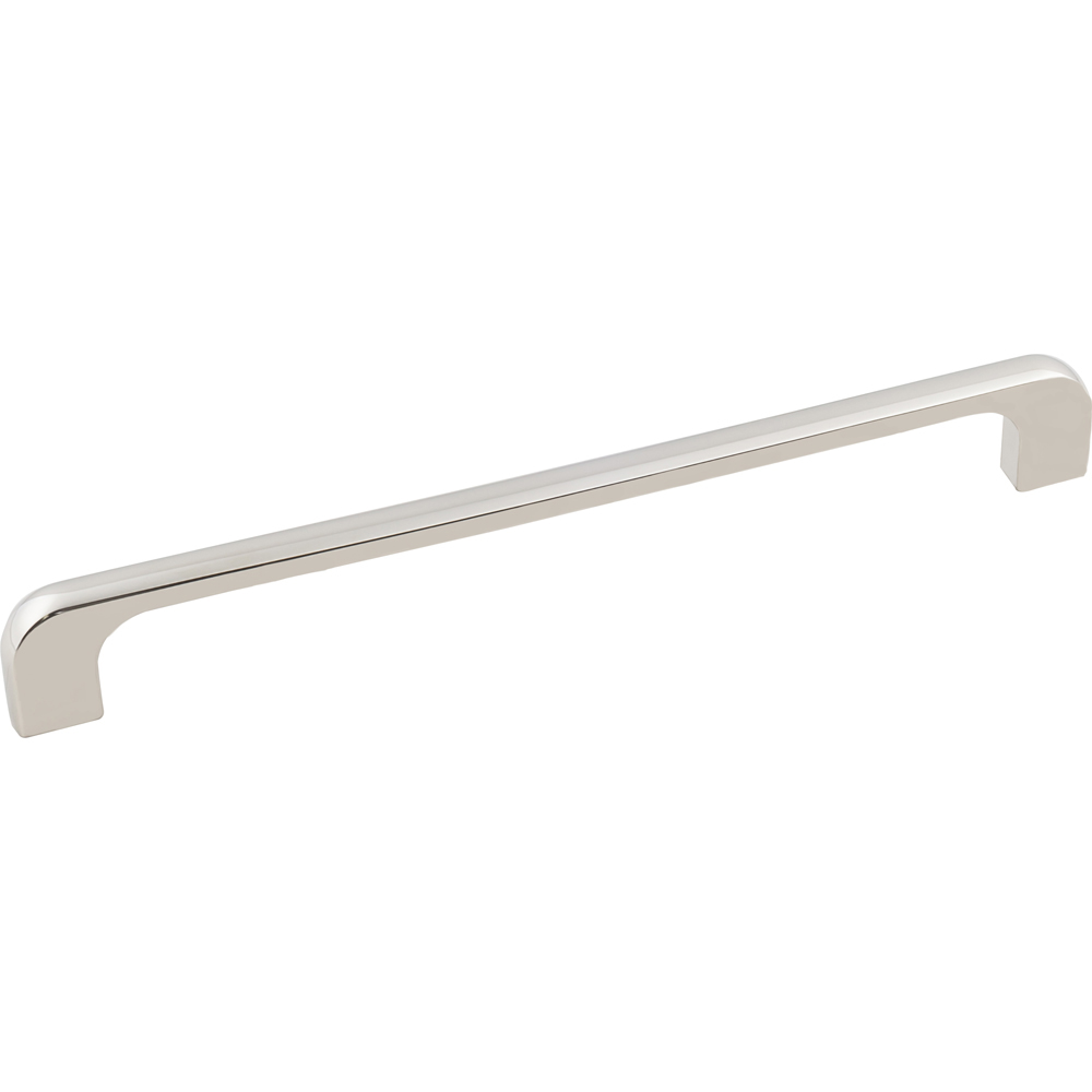 Alvar Pull, 192 mm C/C, Polished Nickel