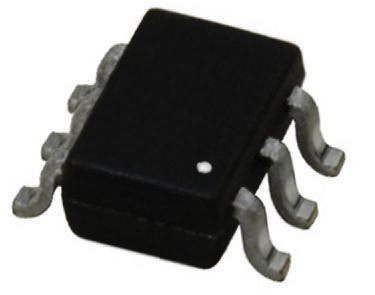 DiodesZetex AP7312-1833W6-7, Dual LDO Regulator, 150mA, 1.8 V, 3.3 V, ±2% 6-Pin, SOT-26 (10)