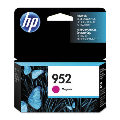 HP 952 L0S52AN Original Magenta Ink Cartridge