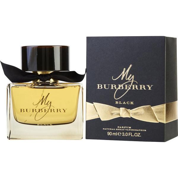 Burberry - My Burberry Black : Eau de Parfum Spray 6.8 Oz / 90 ml