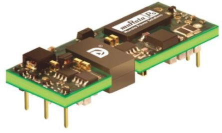 Murata Power Solutions UWE 72W Isolated DC-DC Converter Through Hole, Voltage in 9 → 36 V dc, Voltage out 12V dc