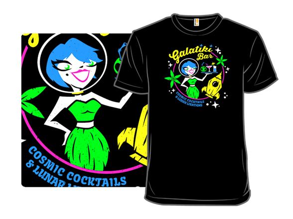 Galatiki Bar T Shirt
