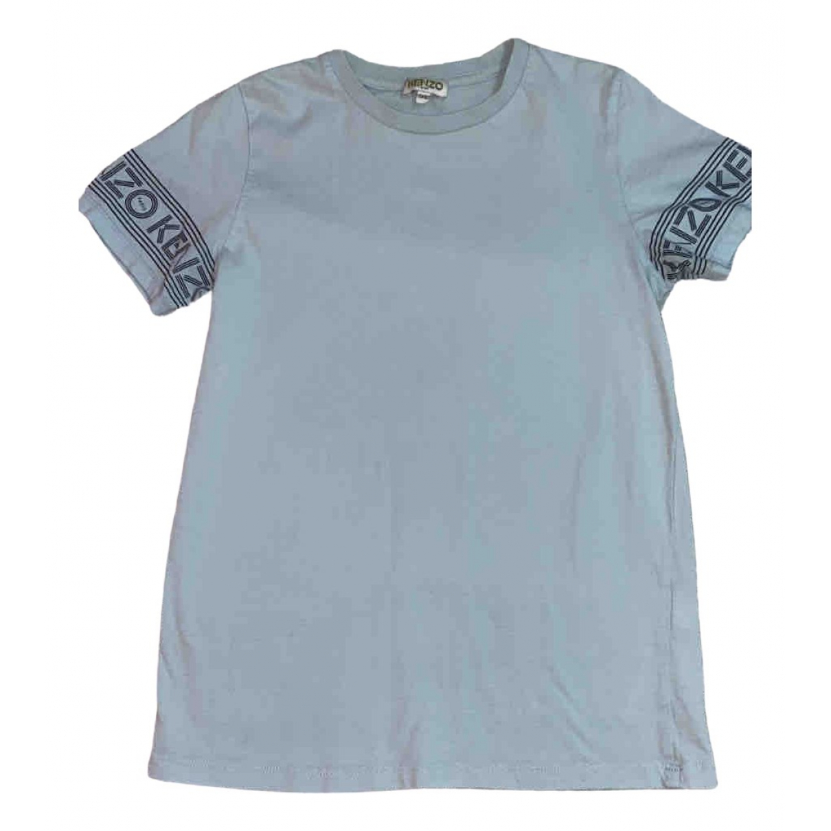 Kenzo \N Turquoise Cotton  top for Women 36 IT