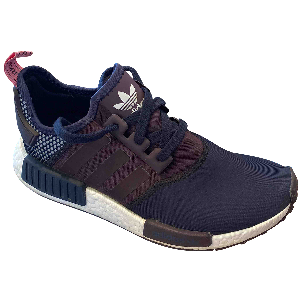 Adidas Nmd Navy Cloth Trainers for Women 7 US