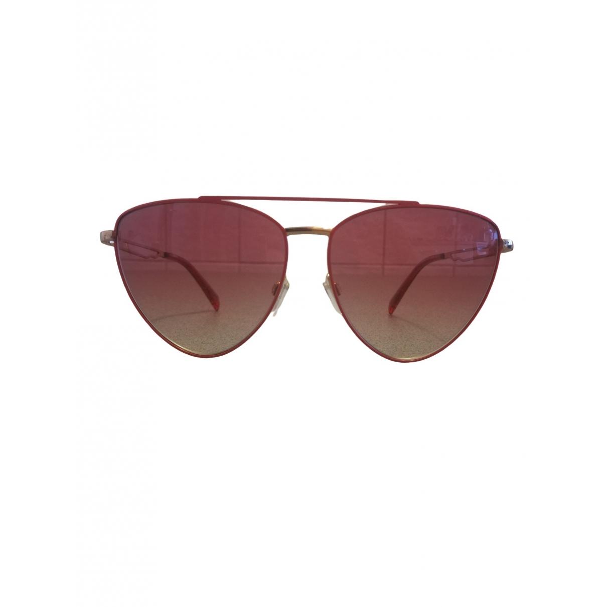 Just Cavalli \N Pink Metal Sunglasses for Women \N