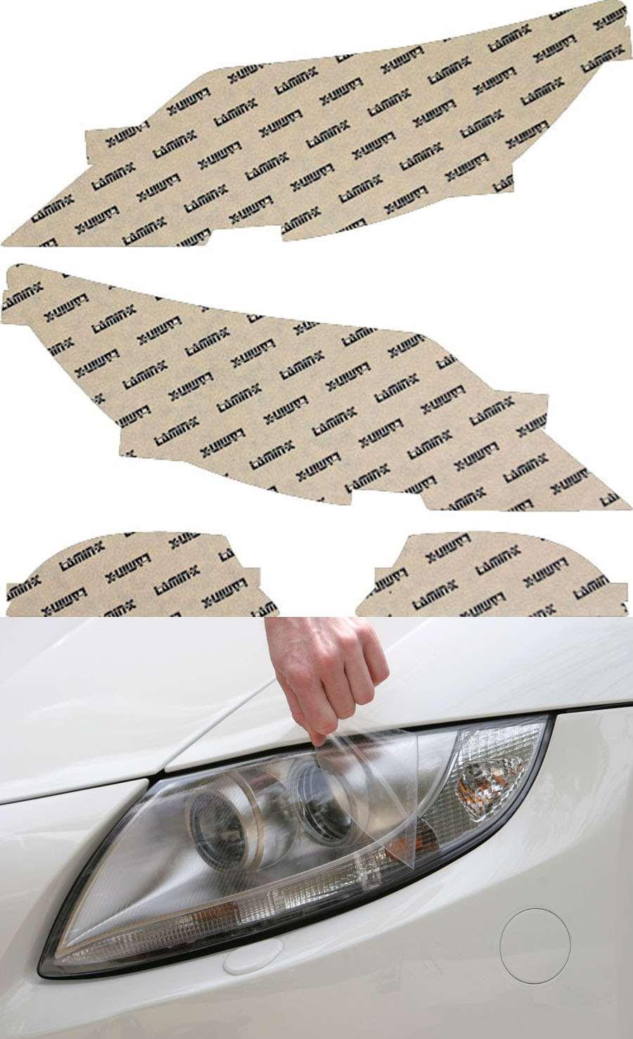 Lexus LS 07-09 Clear Headlight Covers Lamin-X L013CL
