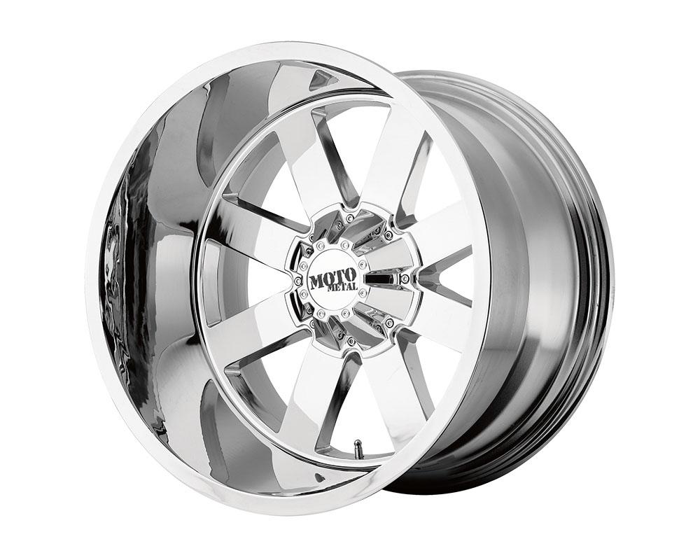 Moto Metal MO96229086200 MO962 Wheel 20x9 5x5x139.7/5x150 +0mm Chrome