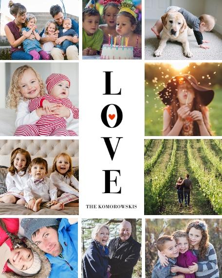 Love 16x20 Poster(s), Board, Home Décor -Love Picture Tile Border