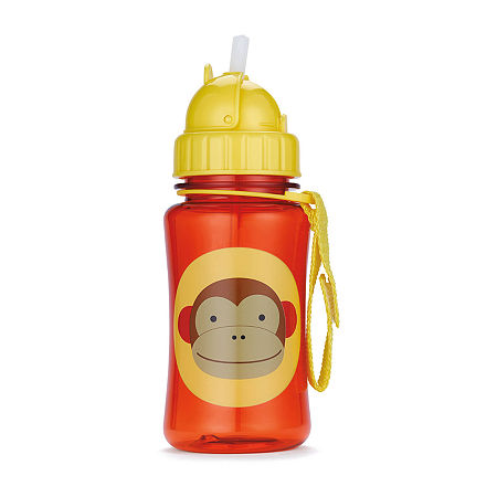 Skip Hop Zoo Feeding 1 Bottle Sippy Cups, One Size , Multiple Colors