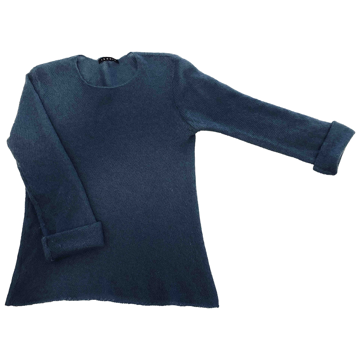 Theory \N Blue Wool Knitwear for Women 8 US