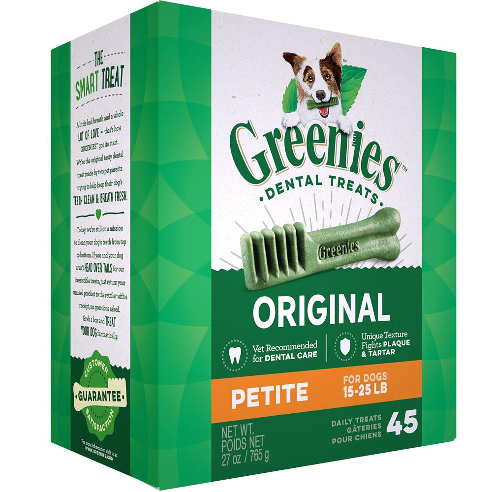 Greenies - Petite 27oz (45 Bones)