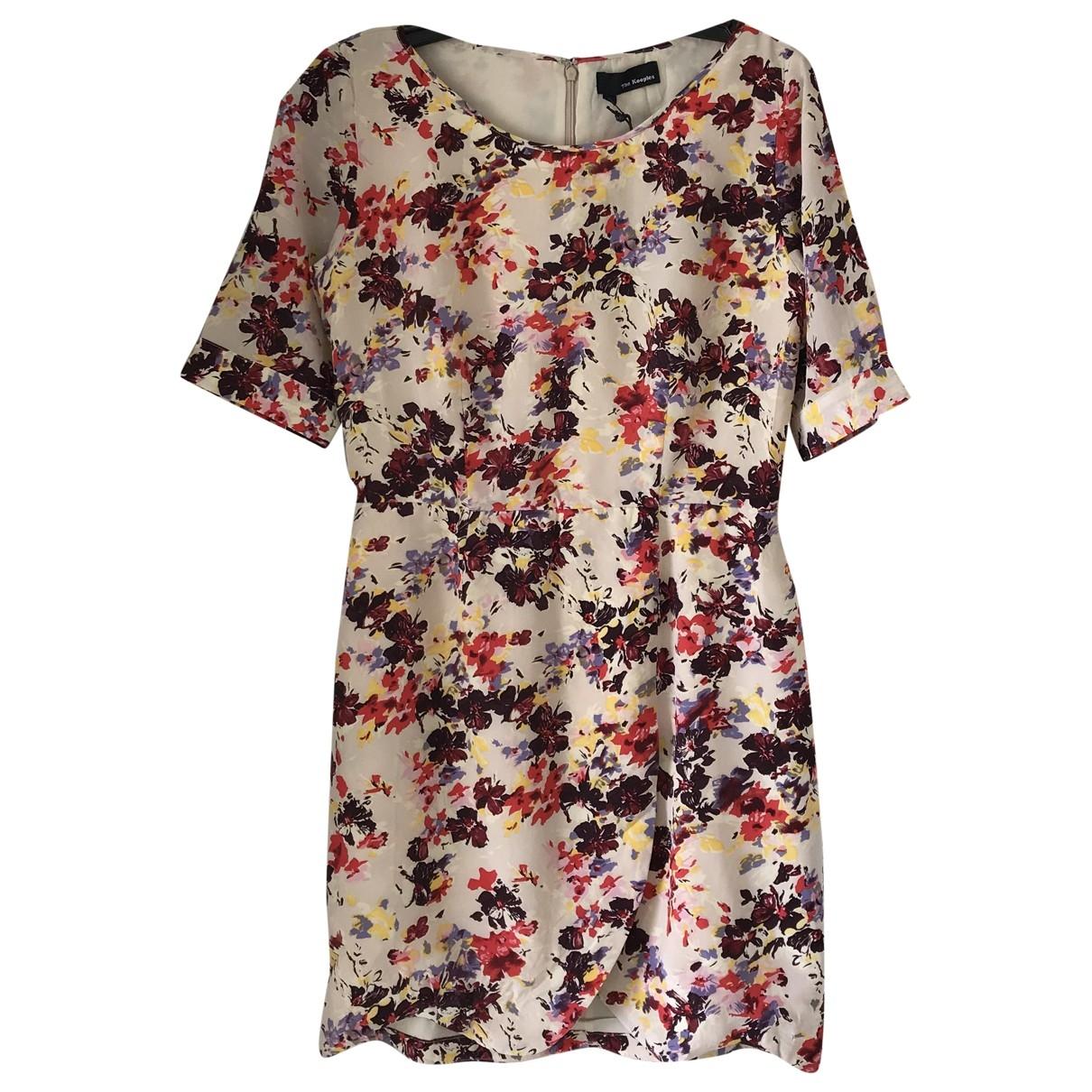 The Kooples \N Multicolour Silk dress for Women 40 FR