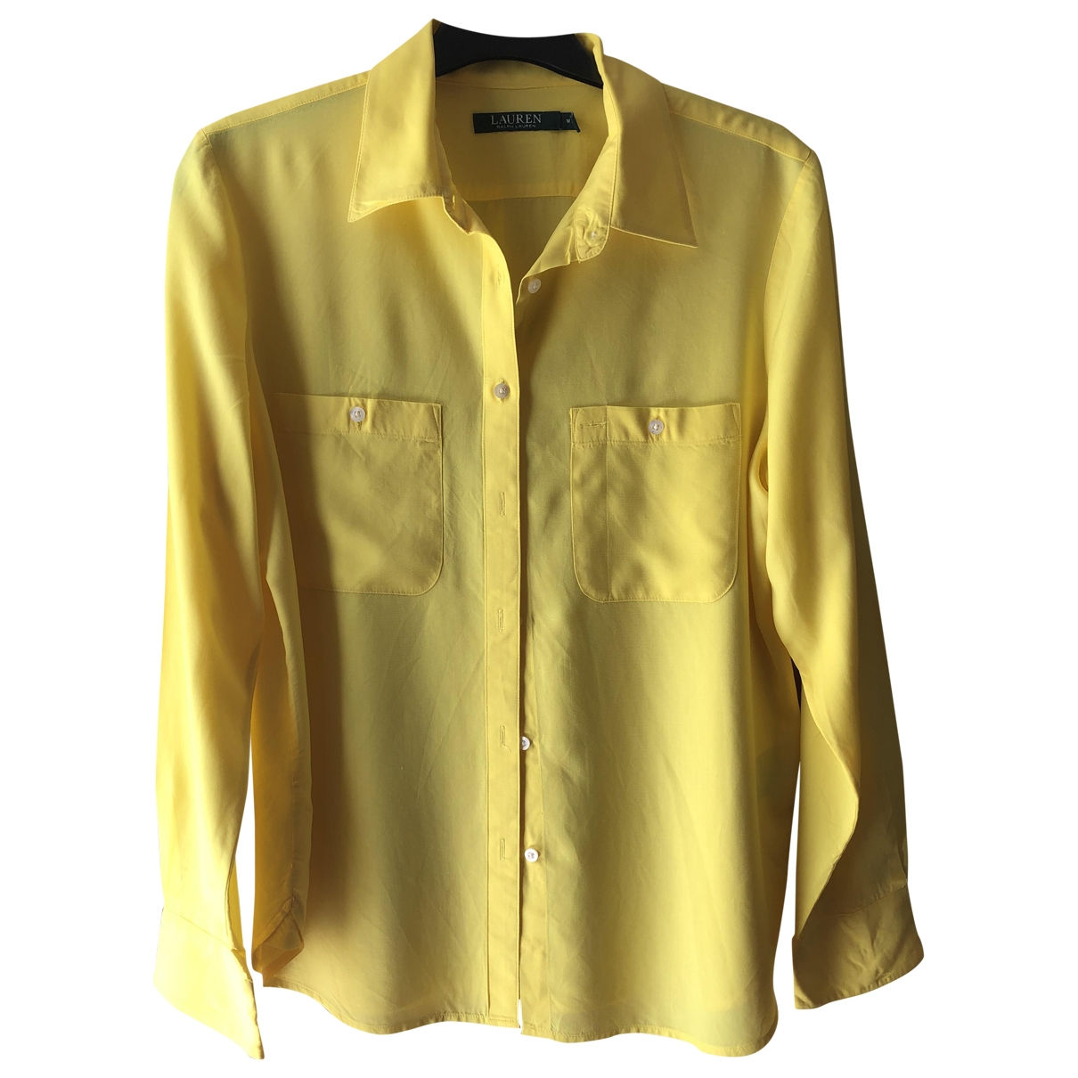 Lauren Ralph Lauren \N Yellow  top for Women M International