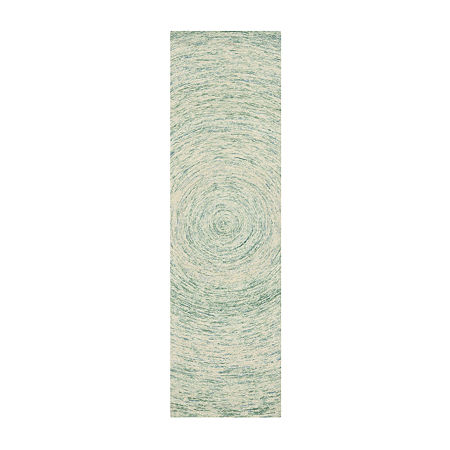 Safavieh Ikat Collection Randall Geometric Runner Rug, One Size , Multiple Colors