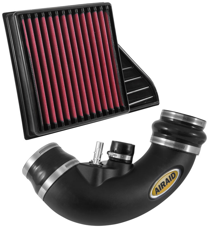 AIRAID Junior Air Intake System Ford 5.0L V8