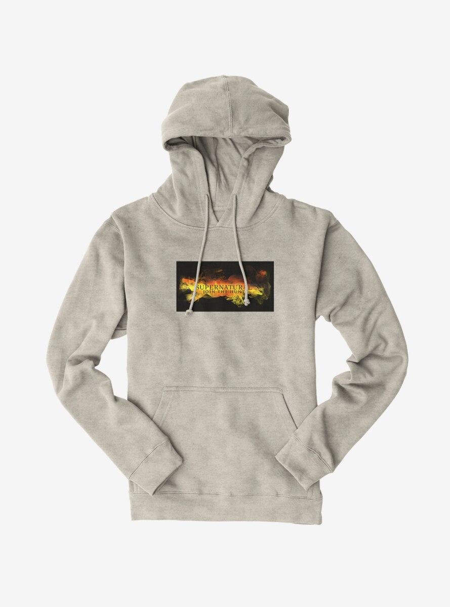 Supernatural Fire Hoodie