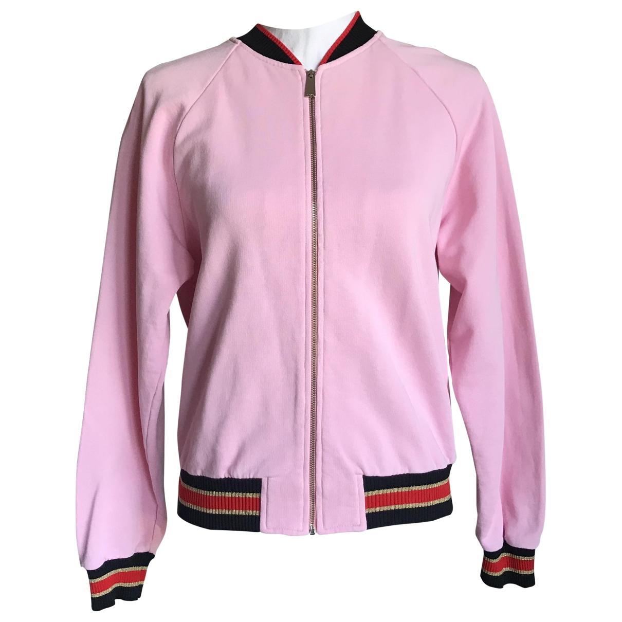Pinko \N Pink Cotton Knitwear for Women M International