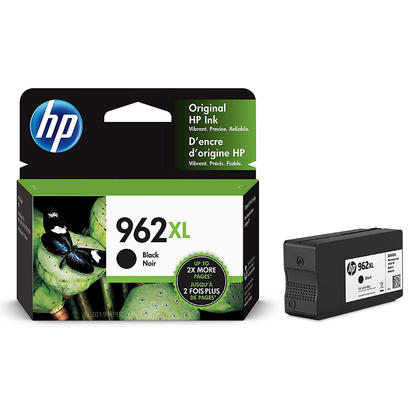 HP 962XL 3JA03AN Original Black Ink Cartridge High Yield