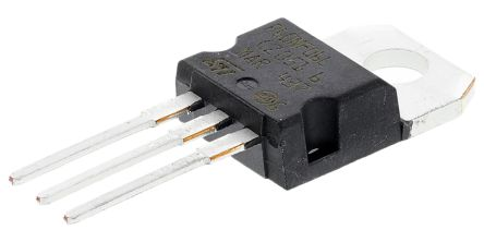 STMicroelectronics N-Channel MOSFET, 60 A, 60 V, 3-Pin TO-220  STP60NF06L (5)