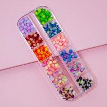 1box Nail Art Decoration Bead